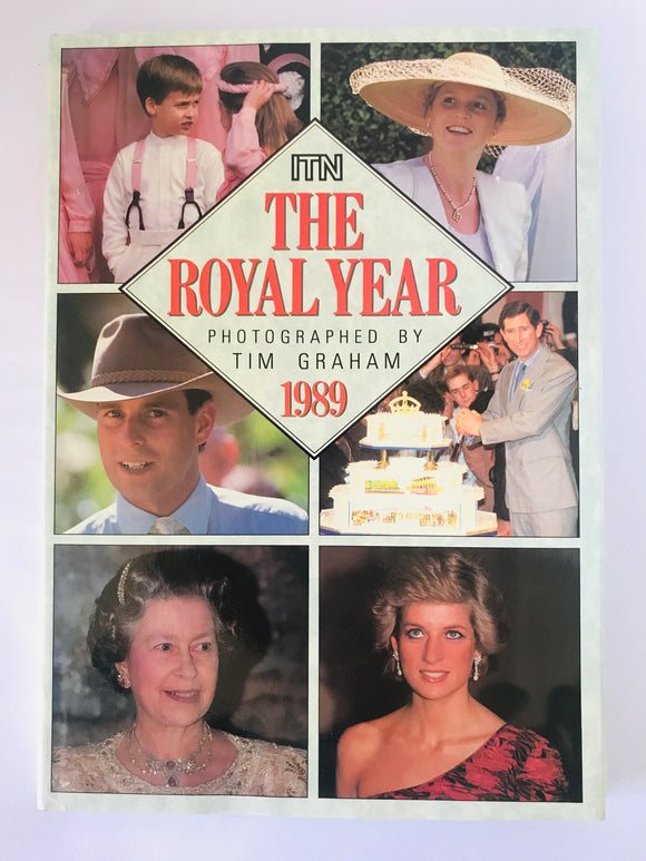 1989 The Book of the Royal Year (7947)