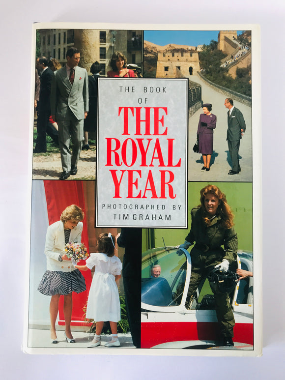 1987 The Book of The Royal Year (7950)