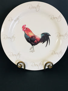 Haven Home Collection Rooster Platter (ref: 6754)