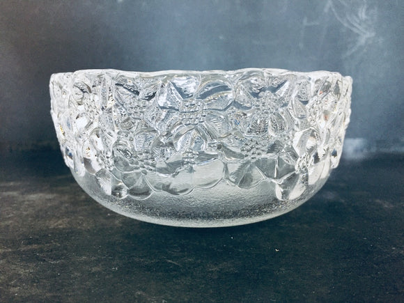 Small Glass Daisy Bowl by Thomas (ref: 5265)