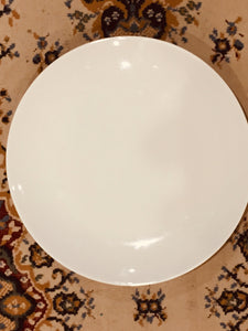 White Mayfair & Jackson Platter (ref: 6758)