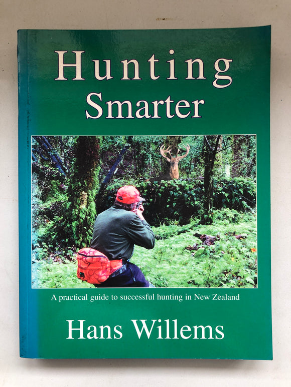 Hunting Smarter: Hans Willems (8321)