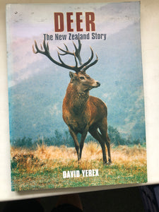 Deer - The NZ Story: David Yerex (8339)