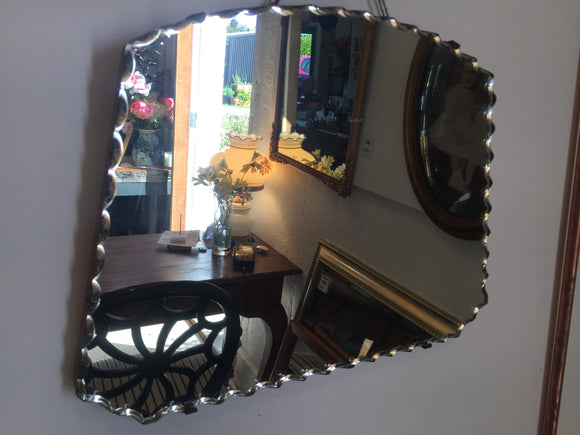 Bevelled Edged Mirror (ref: 7149)