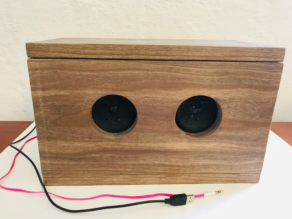 Custom-made Boom Box (8528)