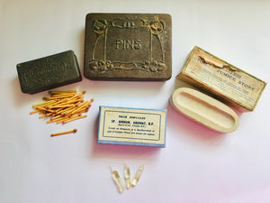 Antique Collection of 4 items (8573)