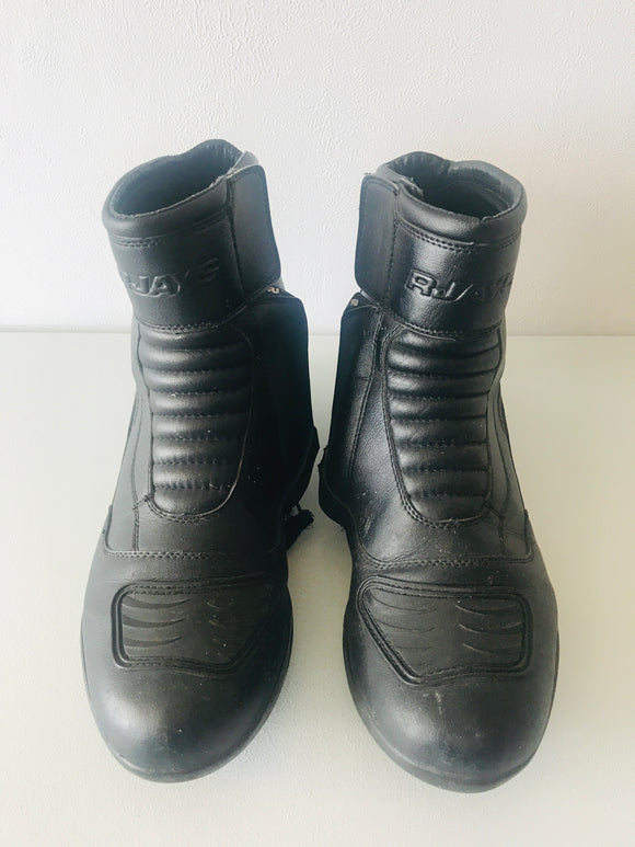 Men's RJAYS Urban Motorcycle Boots (8576)