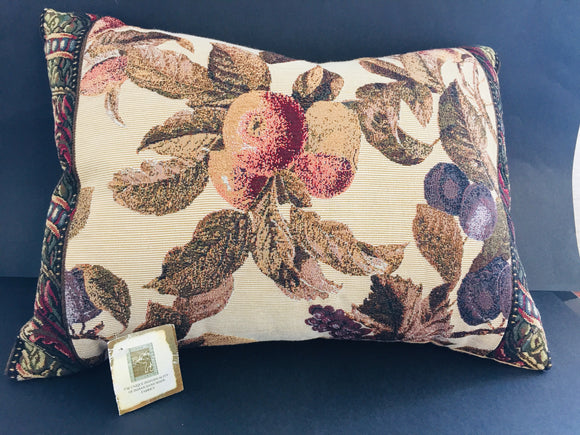 Indian Tapestry Cushion (7447)