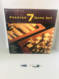 UNOPENED Premier 7 Game Set (8584)