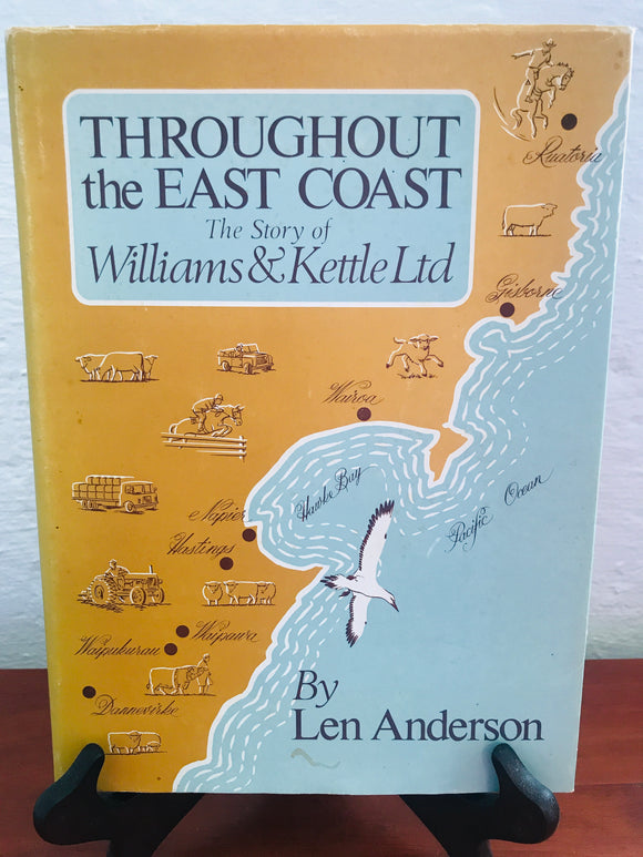 Throughout the East Coast: Len Anderson (8534)