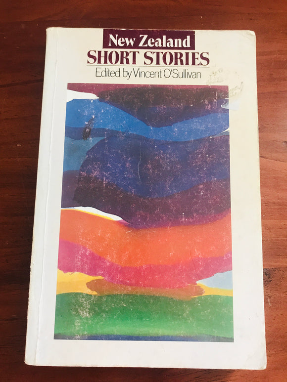 NZ Short Stories: 3rd Collection (8539)