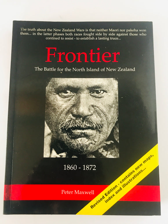 FRONTIER: The Battle for the North Island (8496)