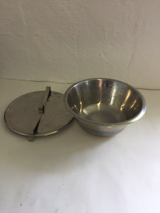 Stainless Steal Steam Pudding Bowl (7719)
