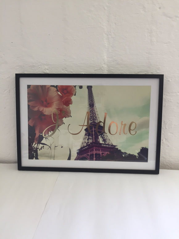 J' Adore Elful Tower Print (7938)