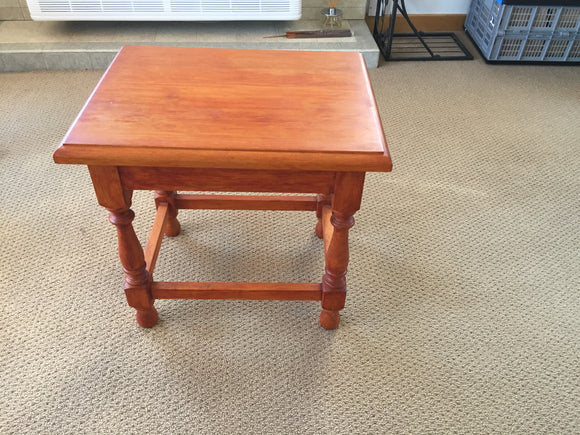 Small Sturdy Occasional Table (7971)
