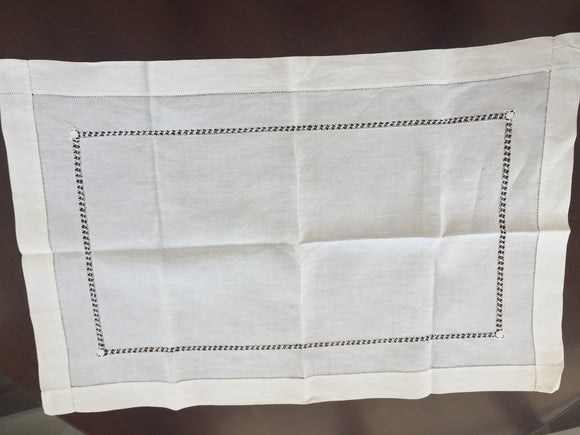 Linen Side-Tablecloth (8568)