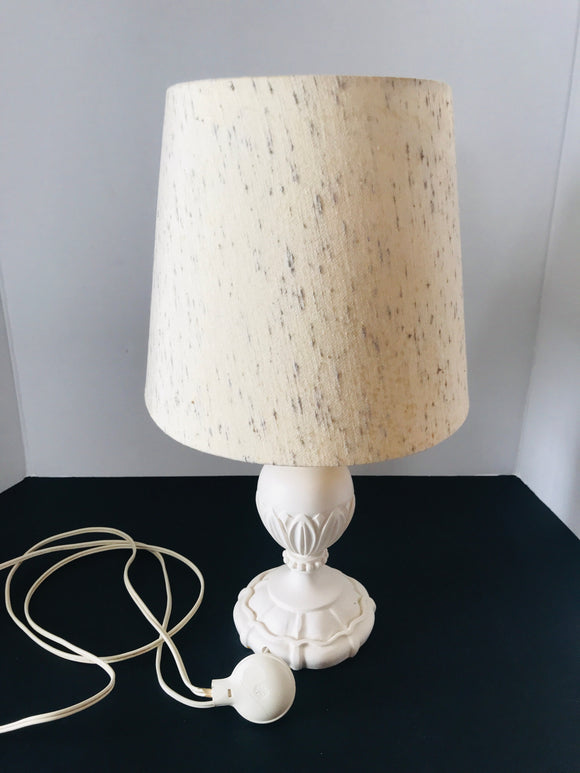 Shabby Chic Bedside Lamp (8616)