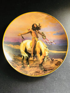 Franklin Mint: Spirit of the Skies Plate (8829)