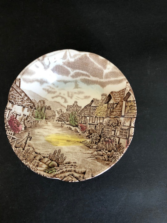 'Old English Countryside' Small Bowl (ref: 5544)
