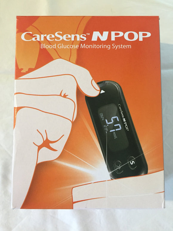 CareSens NPOP Blood Glucose Monitoring System (ref: 6143)