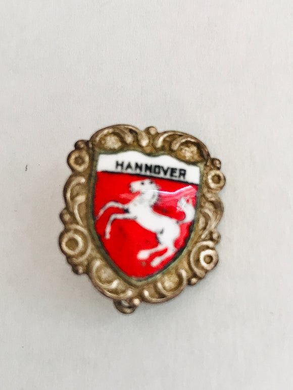 Very Old Hannover Pin (8794)