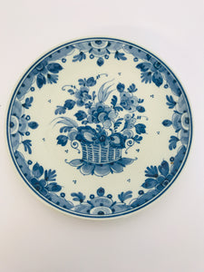 1946 Delft BP Decorative Hanging Plate (ref: 6449)