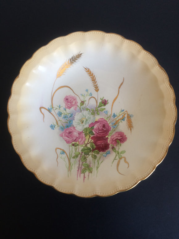Vintage Crescent & Sons, England Serving Bowl (ref: 2811)