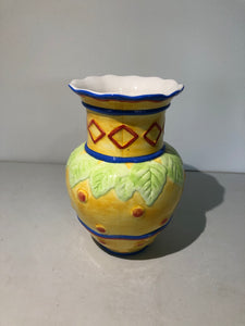 Raised Relief Vase (ref: 6408)