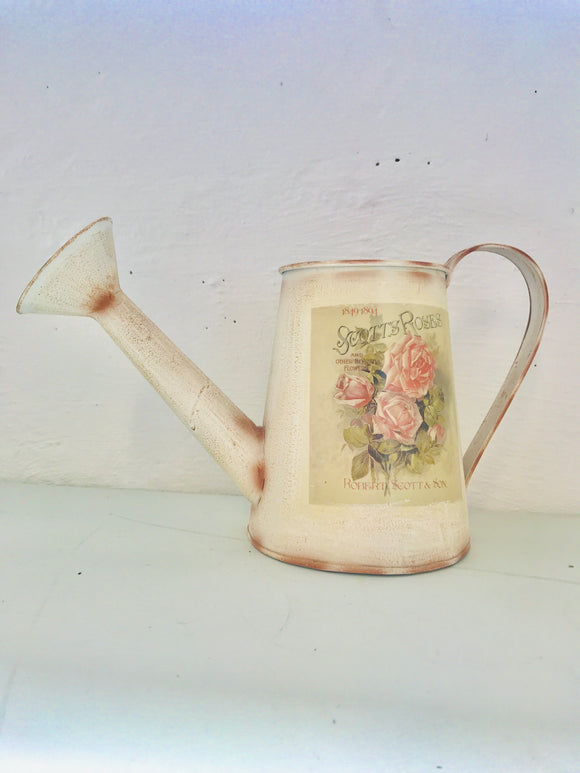 Scott's Roses Watering Can (ref: 7228)