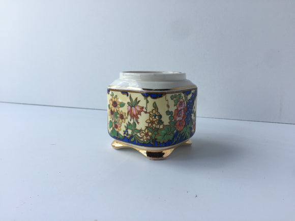 Regent - Flosmaron - vase with gold trim