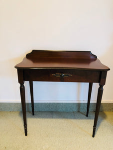 Mahogany Hall Table (ref: 7077)