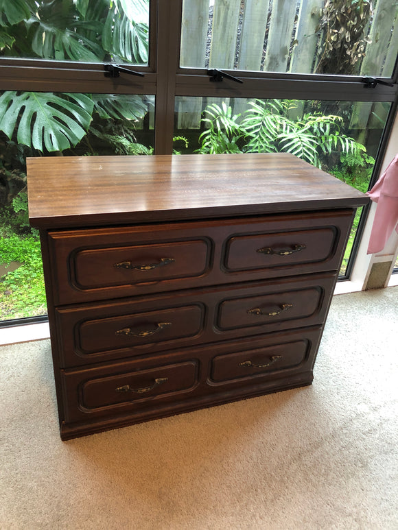 Mahogany Drawers (ref: 7083)
