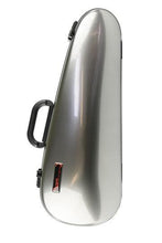 Bam 2003XL Hightech Overhead Cabin Violin Case - Silver Carbon