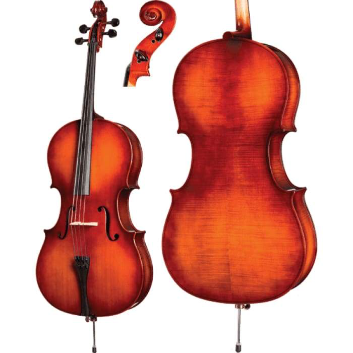 core student cello outfit model a30 the violin center. Black Bedroom Furniture Sets. Home Design Ideas