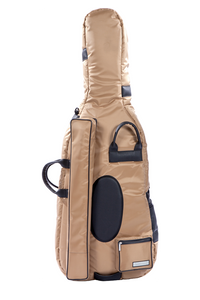 Bam Performance Cello Case/Bag - Caramel