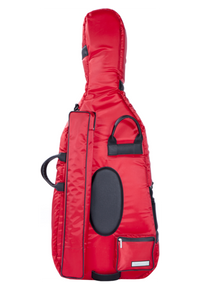 Bam Performance Cello Case/Bag - Red