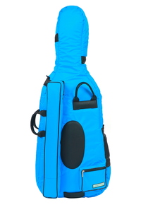 Bam Performance Cello Case/Bag - Blue