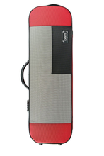 Bam Stylus Violin Case - Red