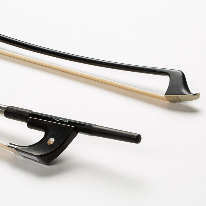 Cadenza Carbon Fiber Double Bass Bow BB301