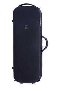 Bam Katyushka Stylus Violin Case Black Back