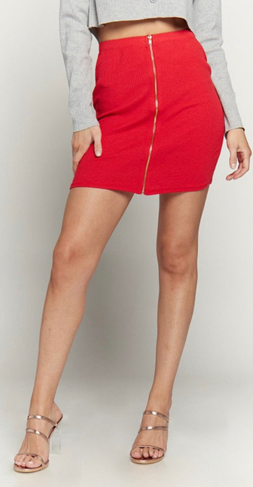 Coming Undone Skirt- 3 colors