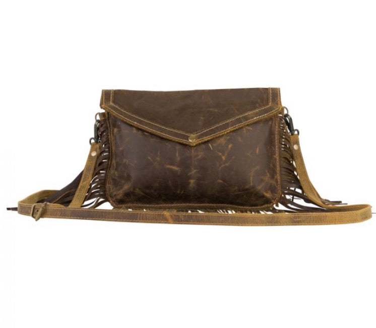 Myra-Cowgirls Love Leather Bag
