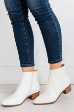 Pure Paths Booties