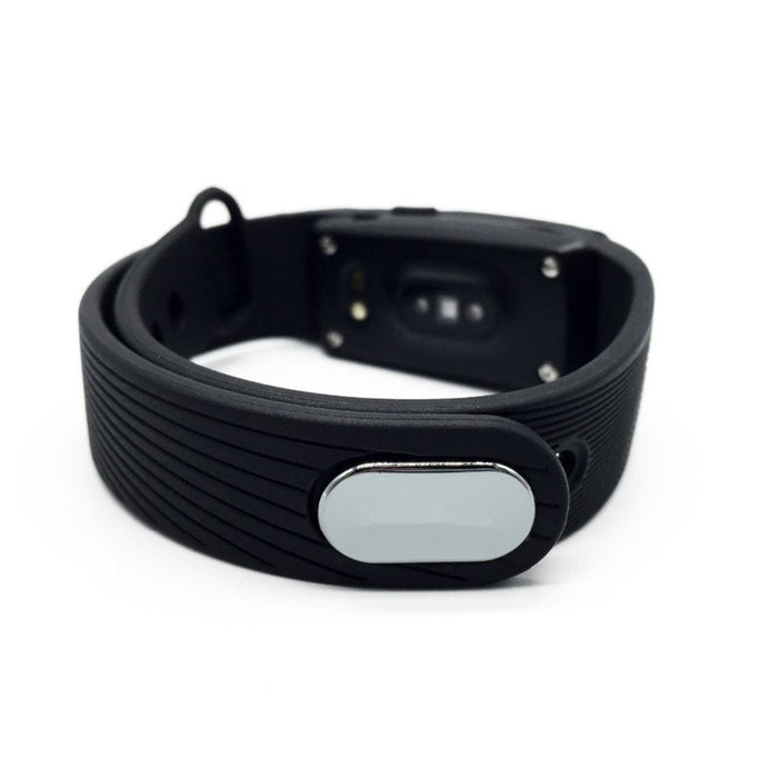Heart Rate Monitor Smart Wristband Armband Step Counter Band for Iphone and Android - alikasa store