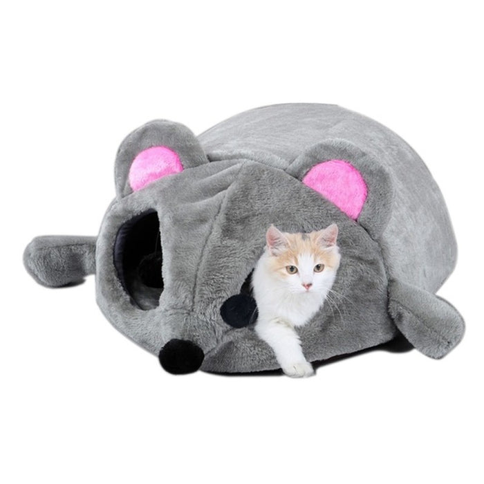 Cat House - Mouse Shape