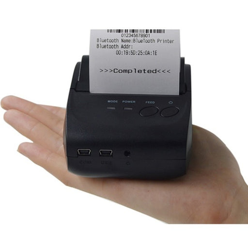 Mini Bluetooth Thermal Printer - alikasa store