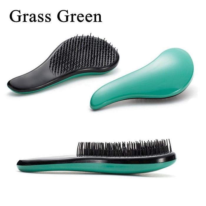 Detangling Hair Brush Detangler Comb - alikasa store