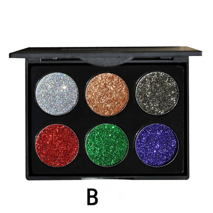 Bright Color Eye Shadow - alikasa store