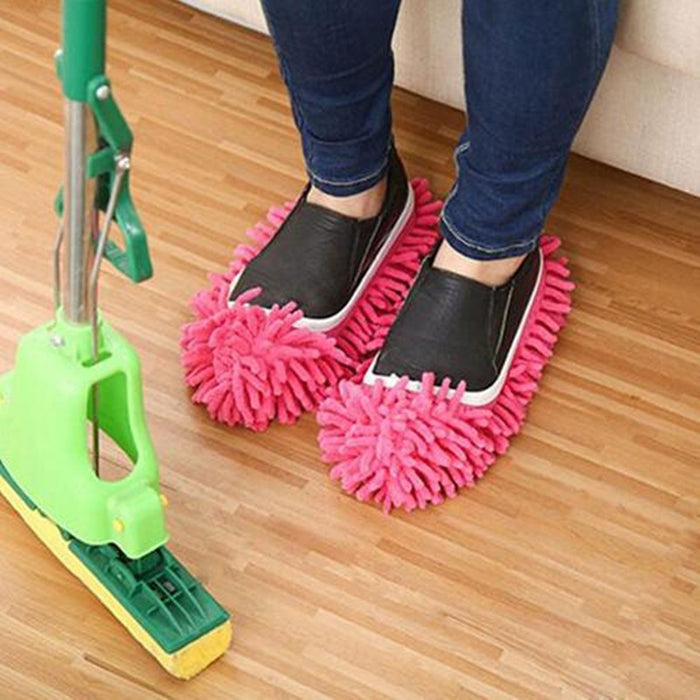 1 Set Assorted Mop Slippers - alikasa store