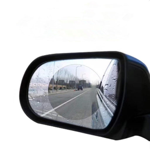 Car Rearview Mirror Rain Film
